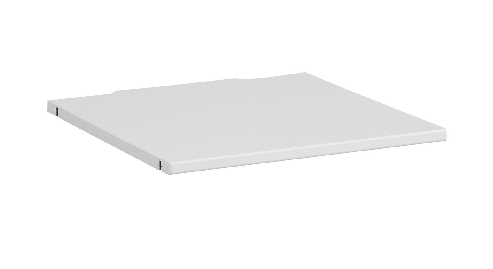LIFETIME Kleiderschrank-Innenausstattung Einlegeboden weiß lackiert
