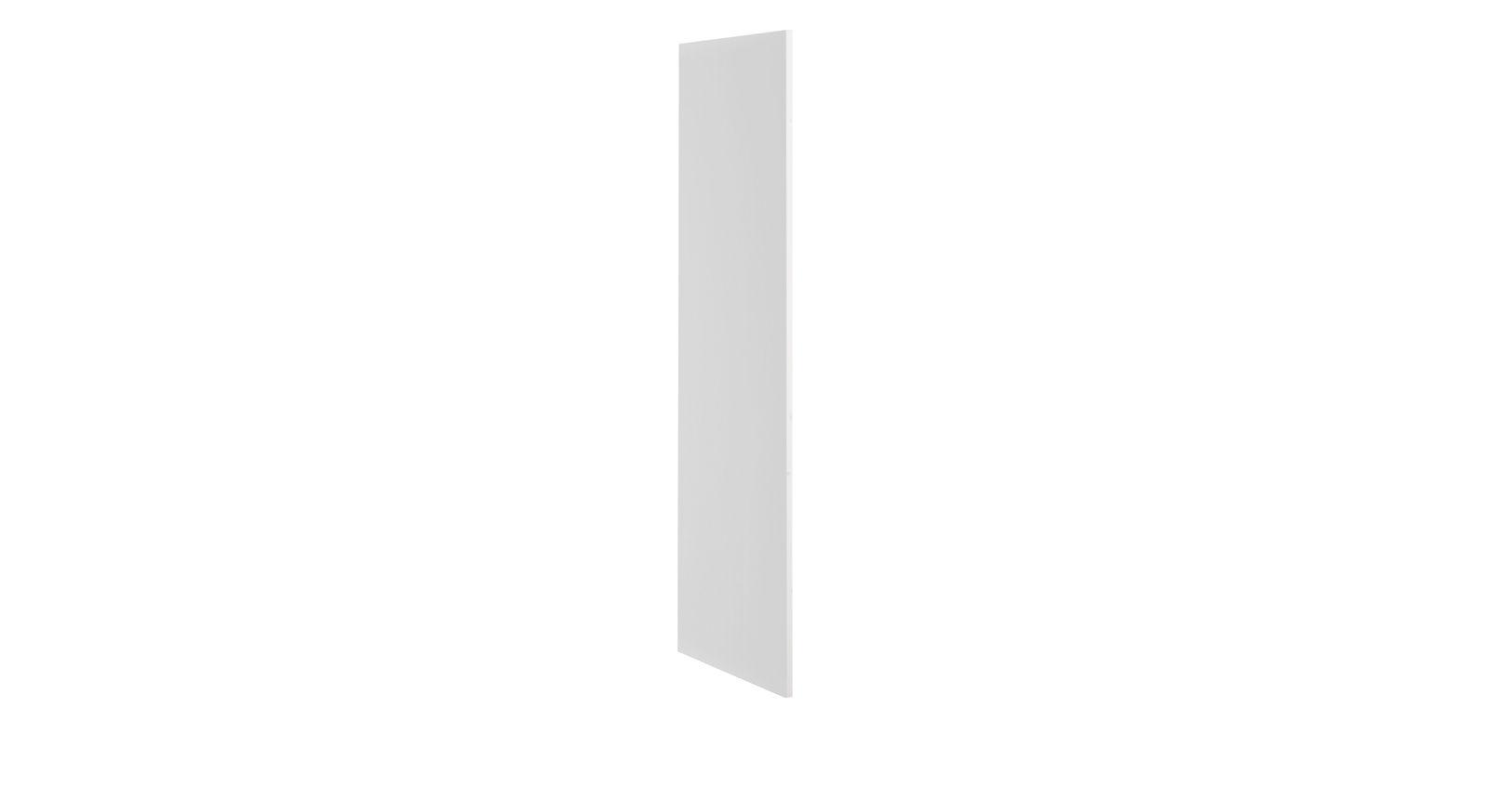 LIFETIME Kleiderschrank-Innenausstattung weiß lackierte Trennwand
