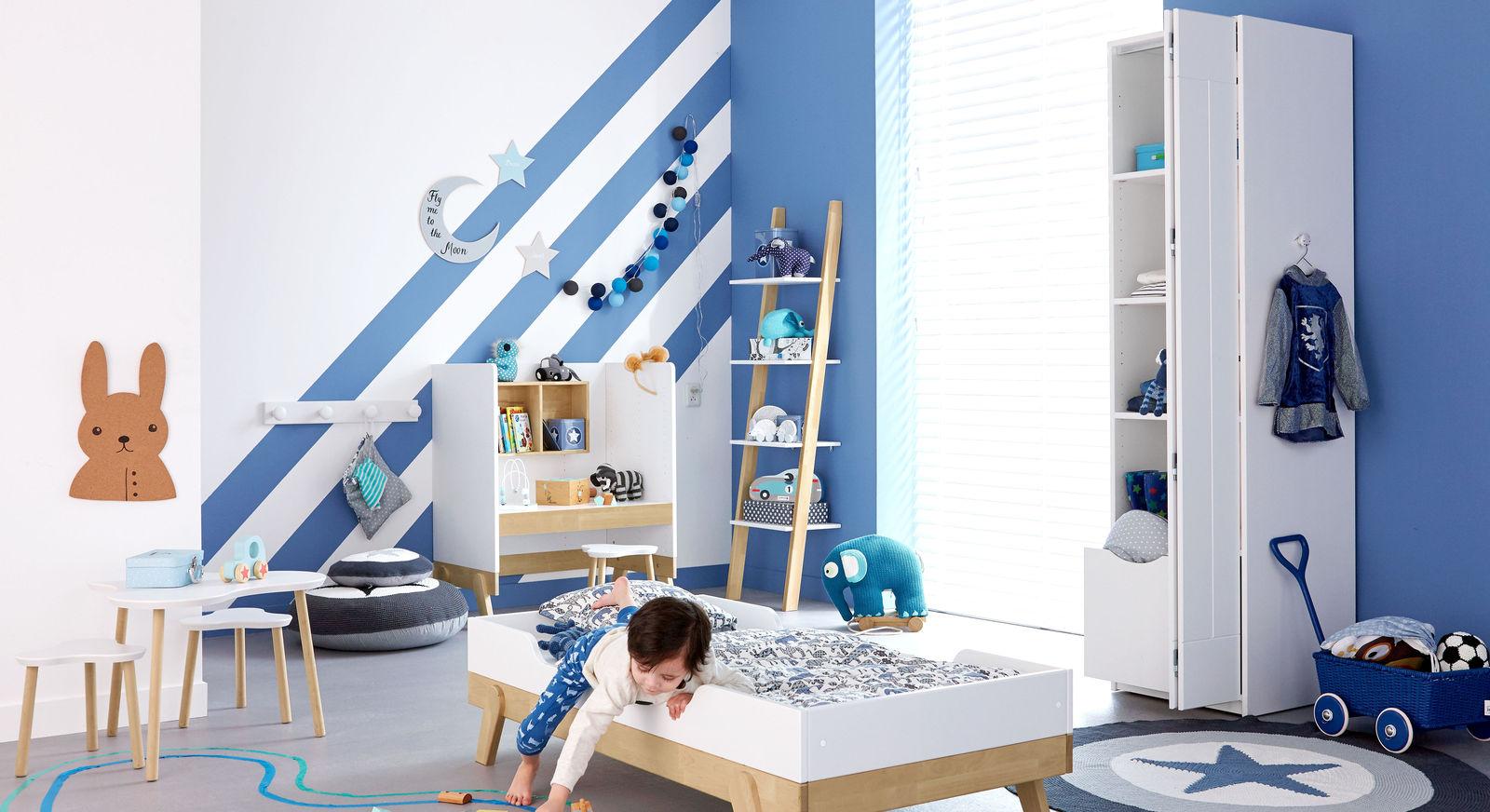 Hochwertiger Kinderkleiderschrank Monino von LIFETIME