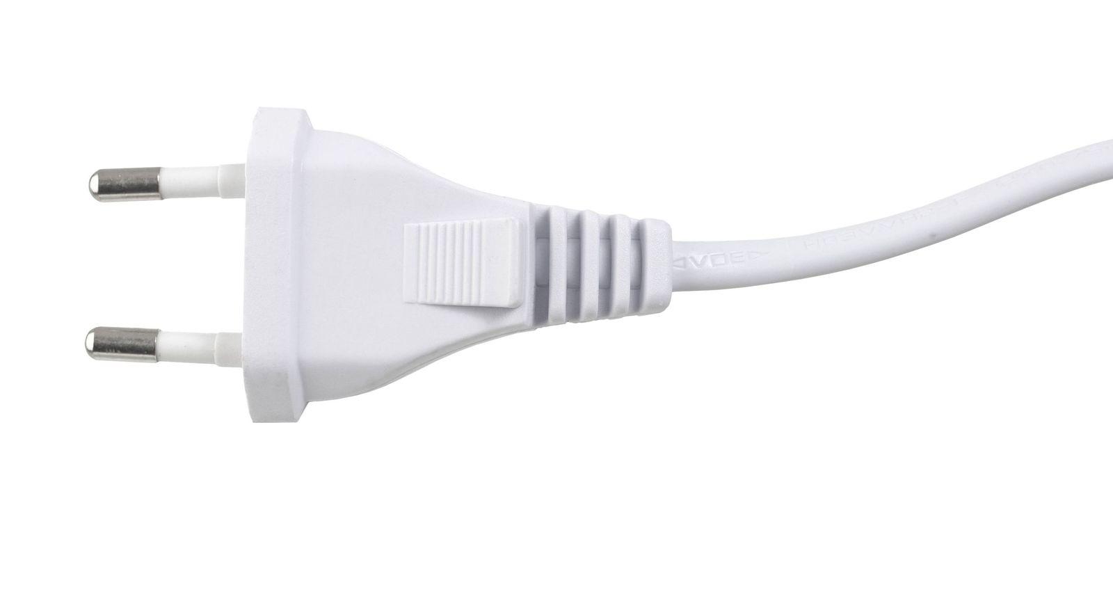 LIFETIME Nachttischlampe Stecker