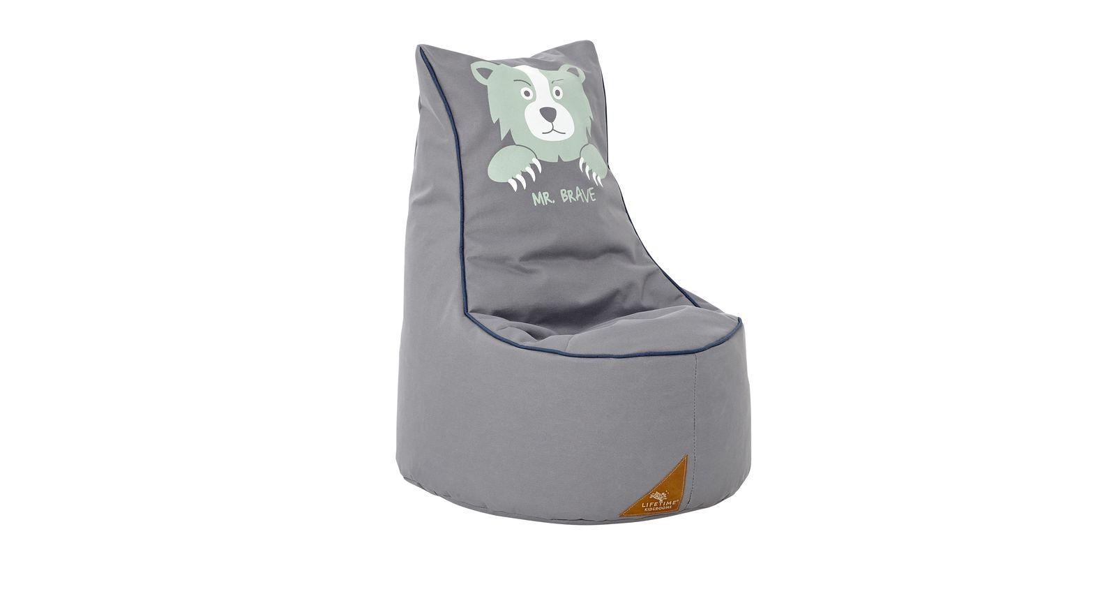 Mini Sitzsack der Reihe LIFETIME Sitzkissen und Sitzsäcke Forest Ranger