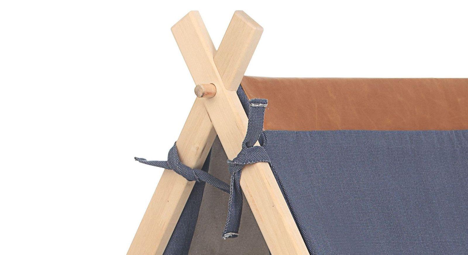 LIFETIME Spielzelt mit massiver Konstruktion aus Holz