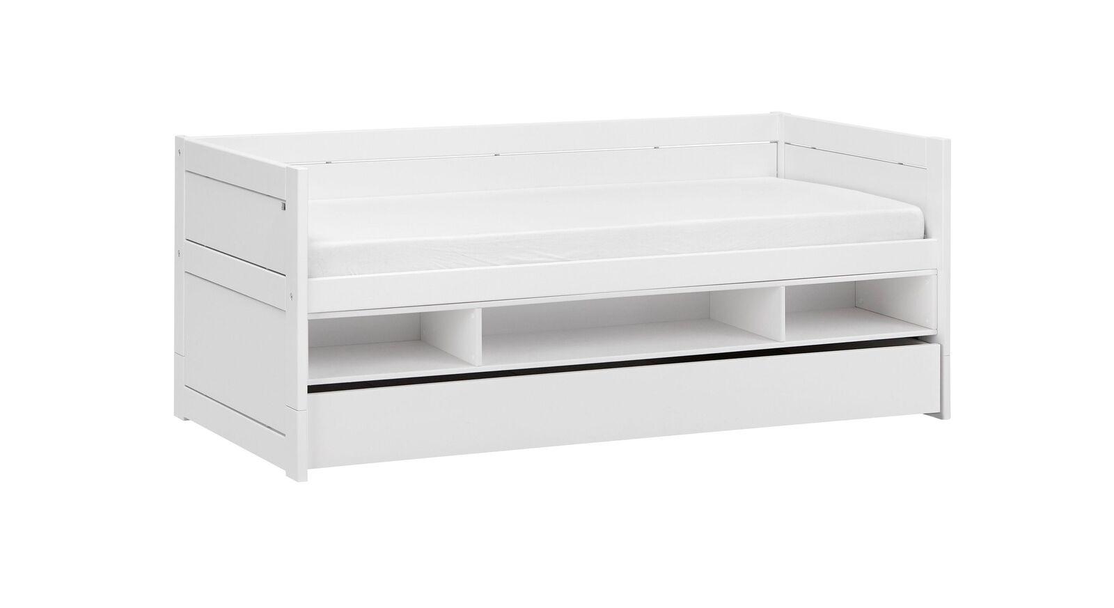 LIFETIME Stauraum-Sofabett Original mit Fächern und Schublade