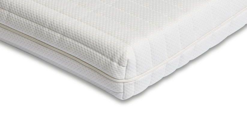 Matratzenbezug Doppeltuch mit 2-seitigem Reißverschluss