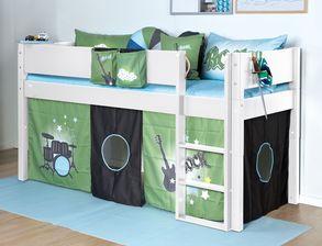 Kinderzimmer Etagenbett Set : Jungen kinderzimmer mit hochbett und schrank kids town boys