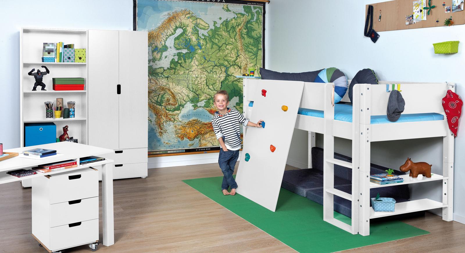 Passende Produkte zum Mini-Hochbett Kids Town mit Kletterwand
