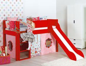 Etagenbett Mit Rutsche Und Treppe : Rutsche hochbett interessant wunderbare dekoration die doppel