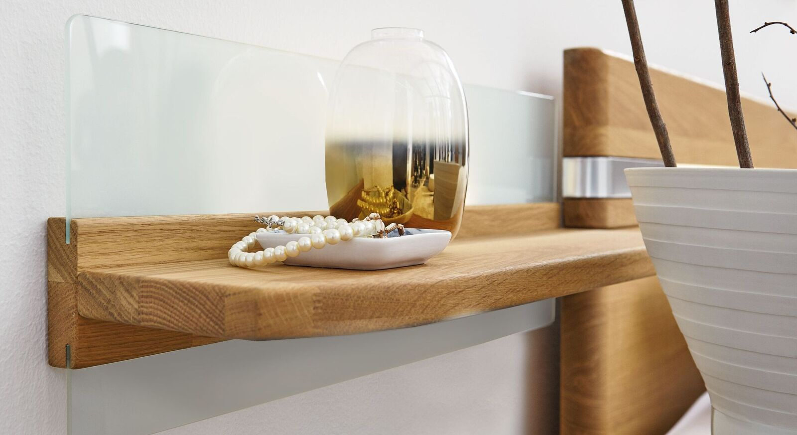 MUSTERRING Hänge-Paneel Savona mit Milchglas-Element