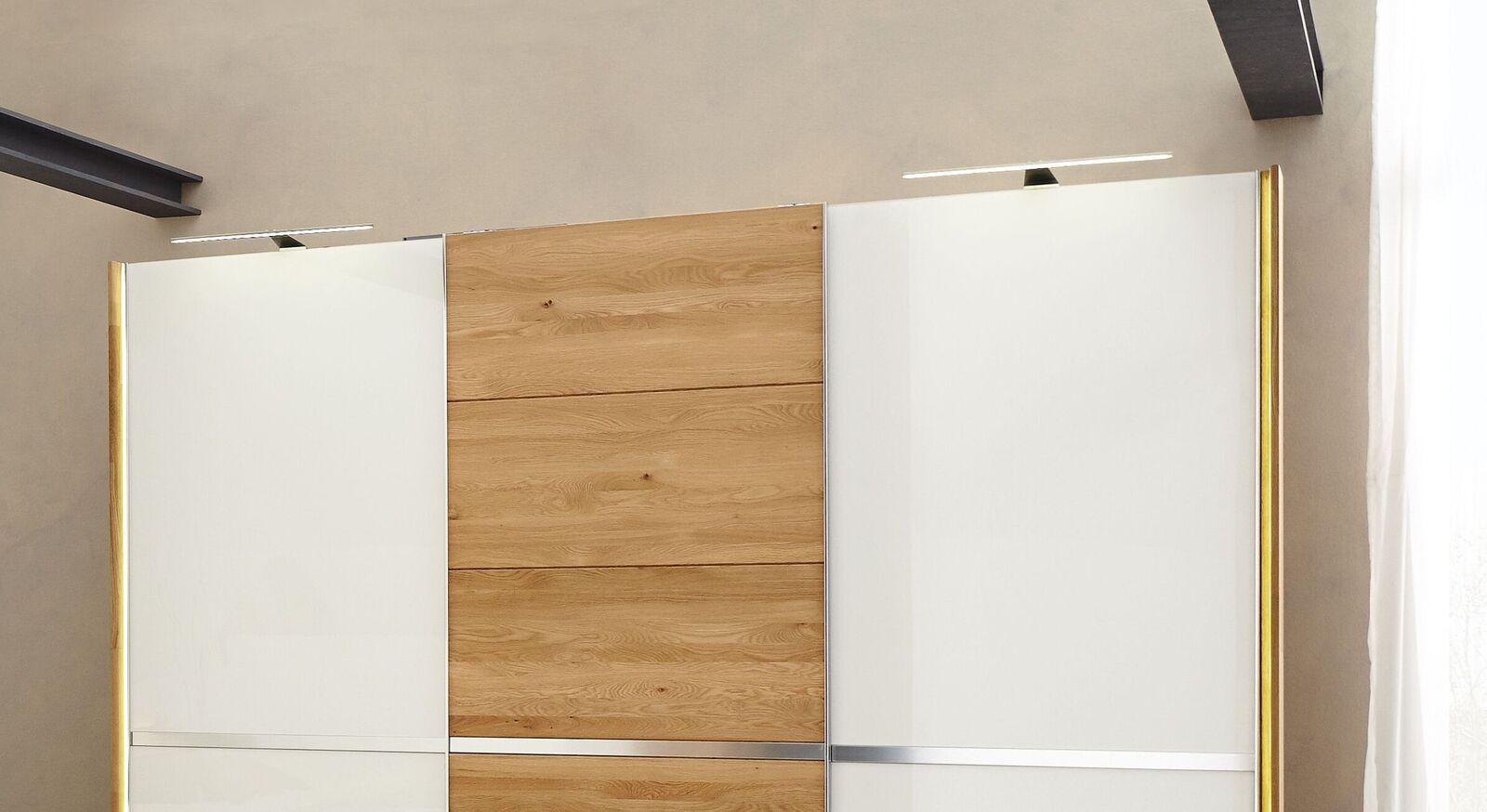 Energiesparende MUSTERRING LED-Kleiderschrank-Aufsatzleuchte