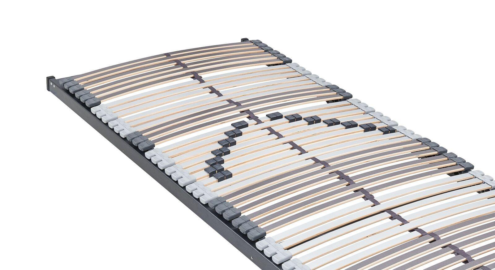 MUSTERRING Lattenrost Orthomatic FHR 60 mit 7-Zonen