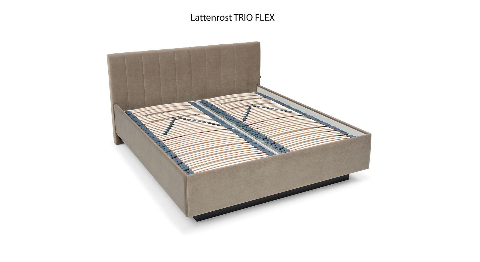 MUSTERRING Lattenrost Trio Flex mit Verstellung