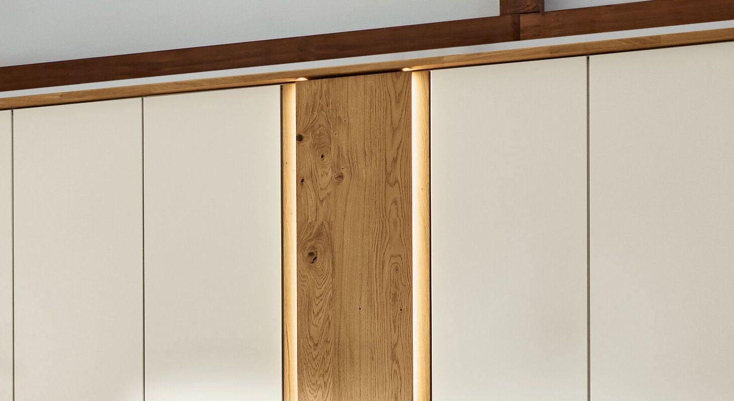 Musterring LED-Beleuchtungs-Leiste Saphira für Kleiderschränke
