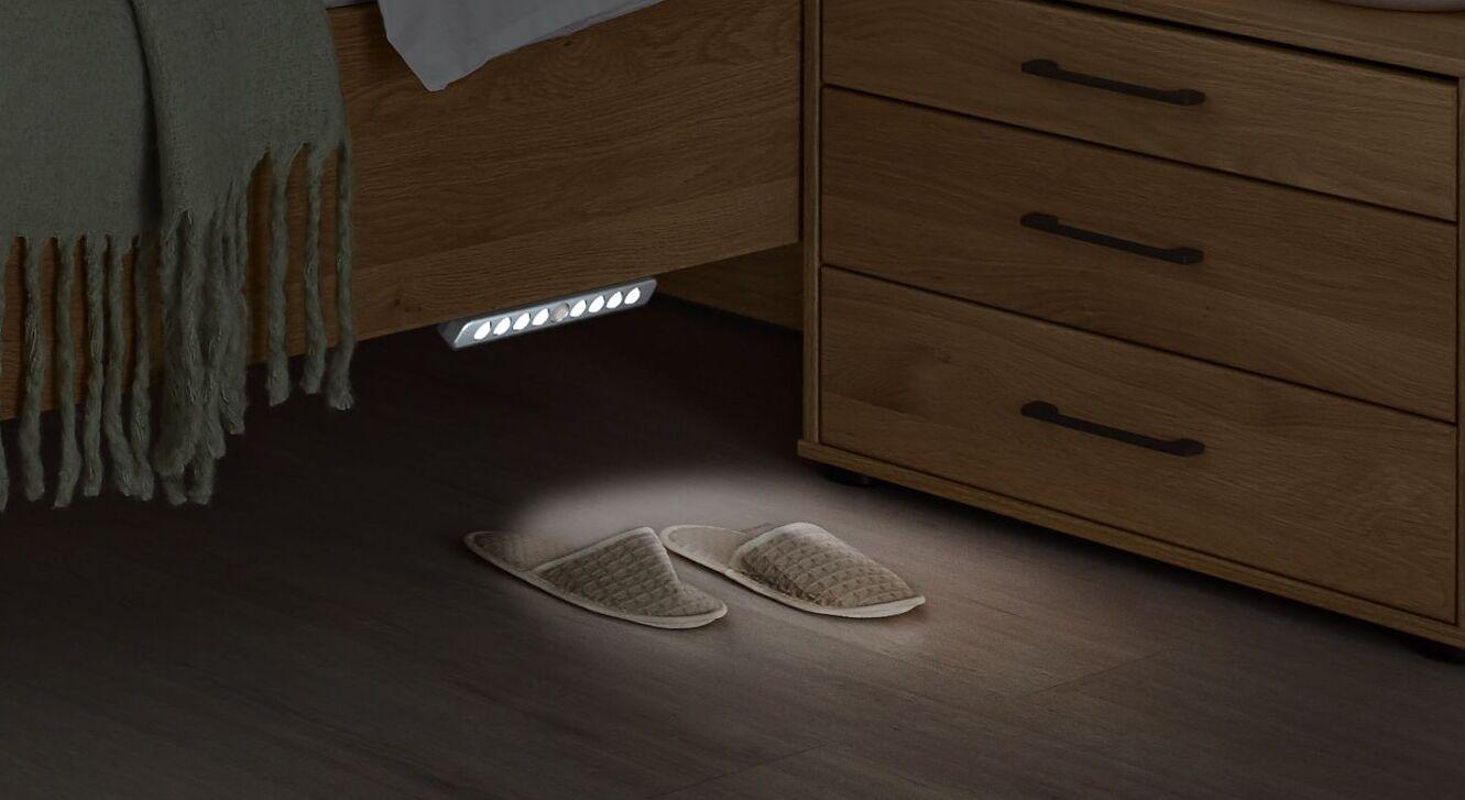 MUSTERRING LED-Nachtlicht als Orientierungshilfe
