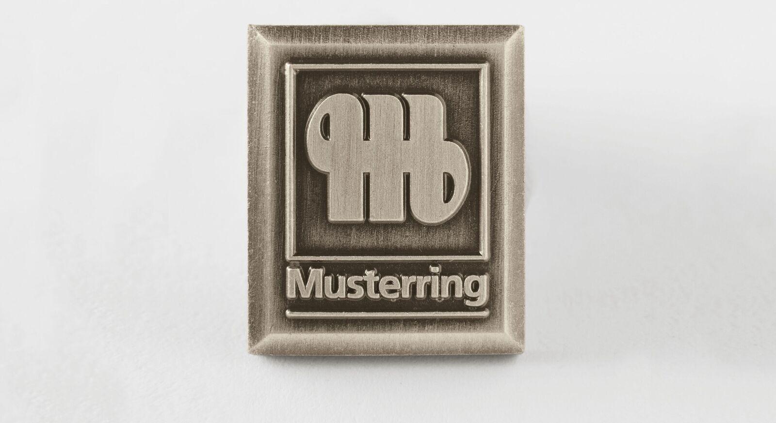 Qualitätskennzeichnung von MUSTERRING Möbeln