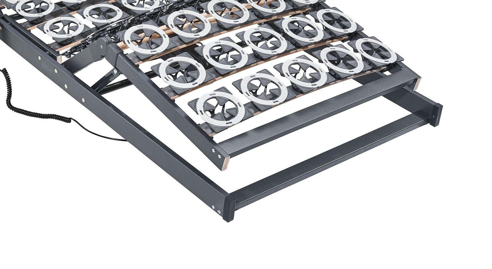 MUSTERRING Motor-Tellerlattenrost Orthomatic FHR 100 mit flexiblen Elementen