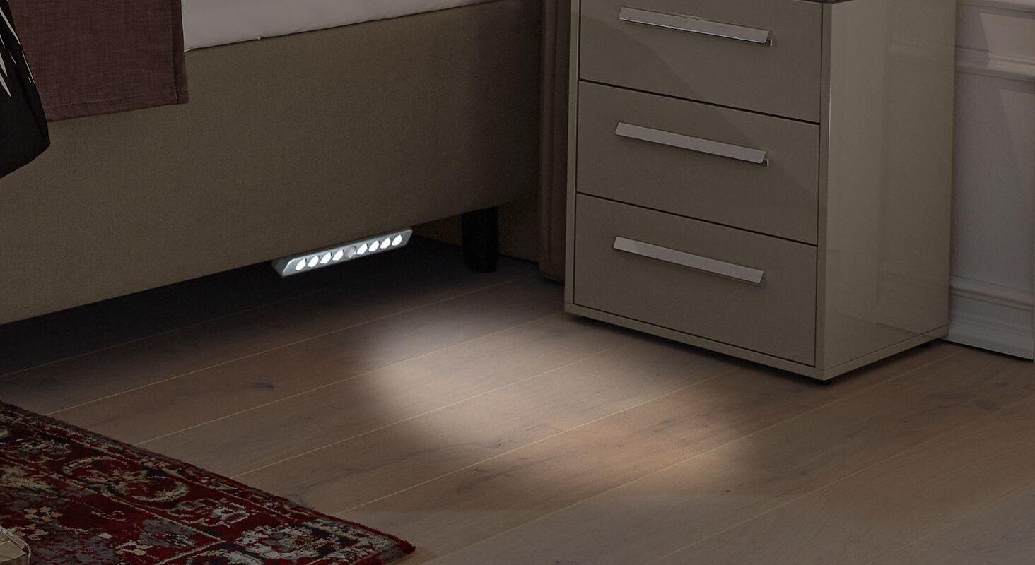 MUSTERRING Unterbettbeleuchtung Epos als Nachtlicht