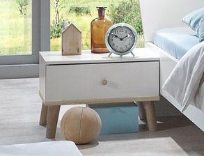 Schlafzimmer komplett günstig im angesagten Retrodesign - Corvara
