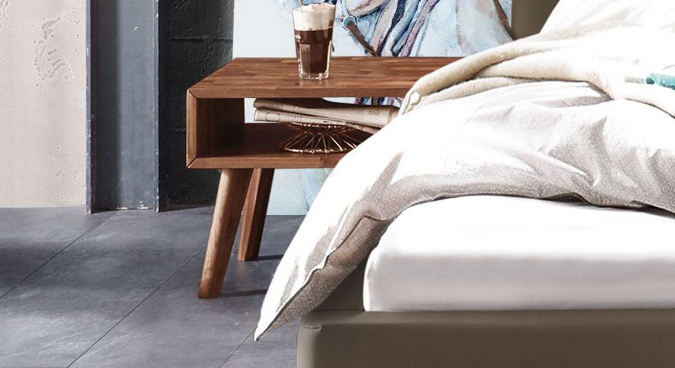 Nachttisch Jacalto im angesagten Retro-Stil