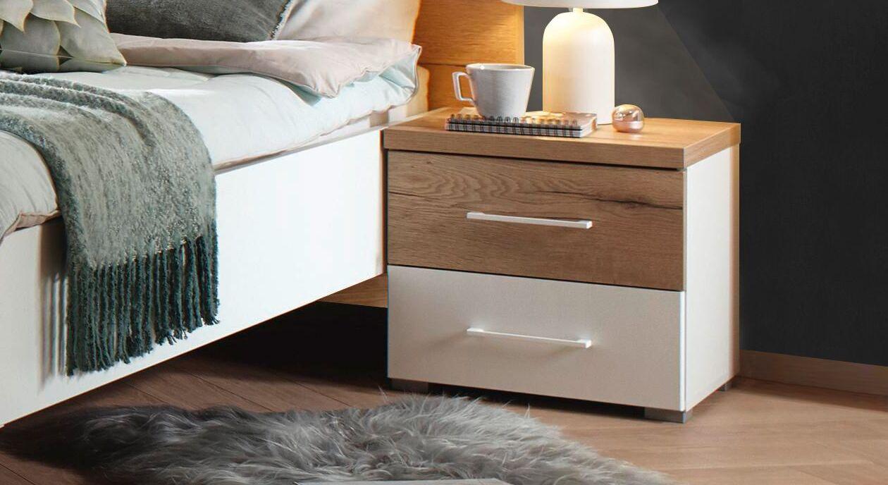 Nachttisch Leona in schickem Design