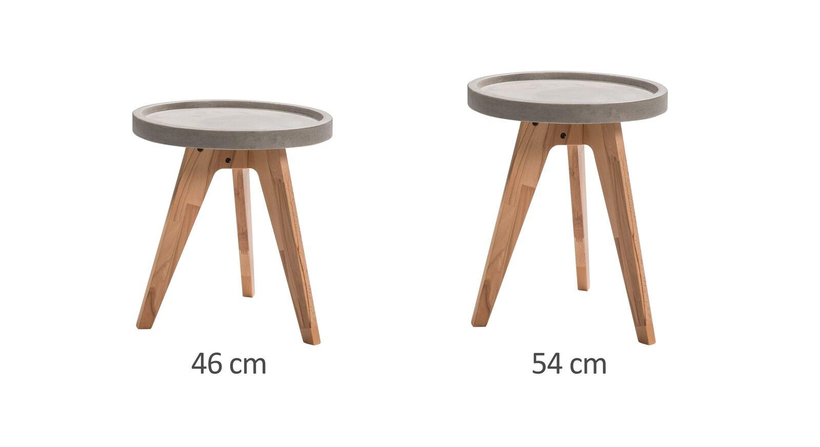Nachttisch Magura in zwei Höhen