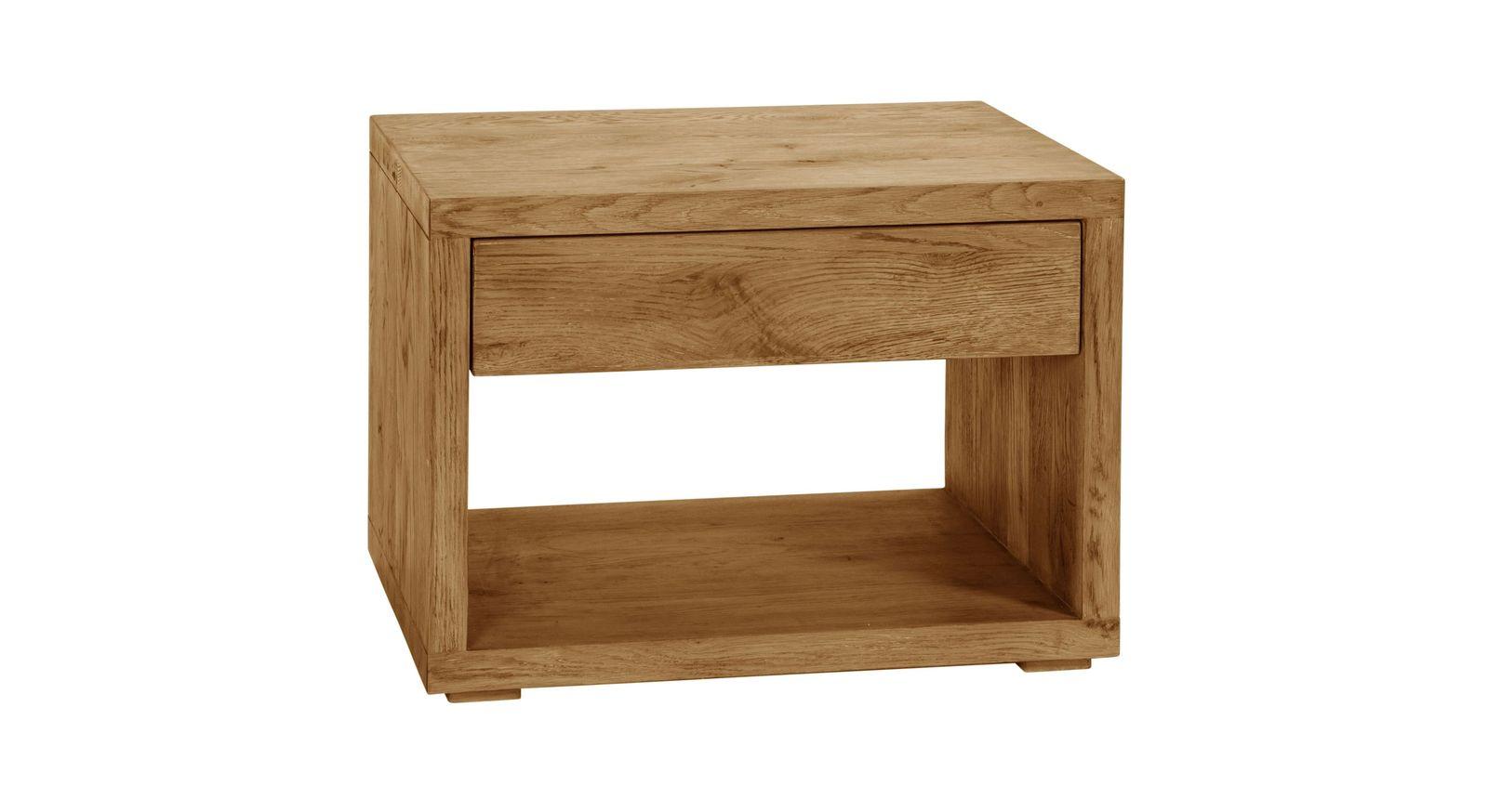 Nachttisch Maraba mit praktischer Schublade