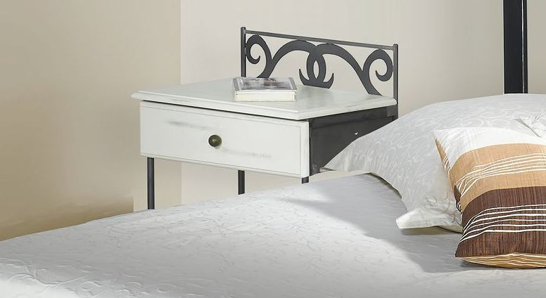 Filigraner Design-Nachttisch Maringa