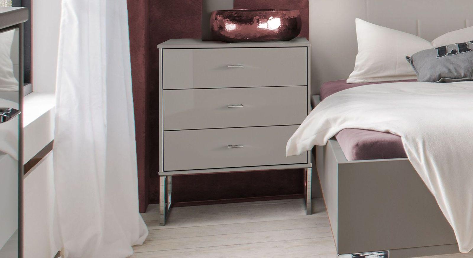 Nachttisch Paterson Komfort in hochwertiger Verarbeitung