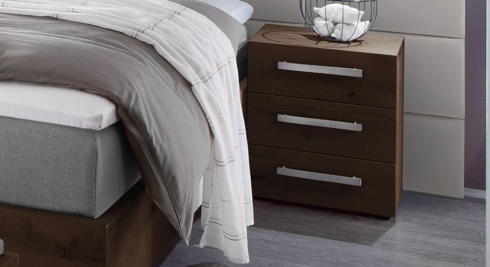 Praktischer Nachttisch Rubios mit Softclose-Schubladen