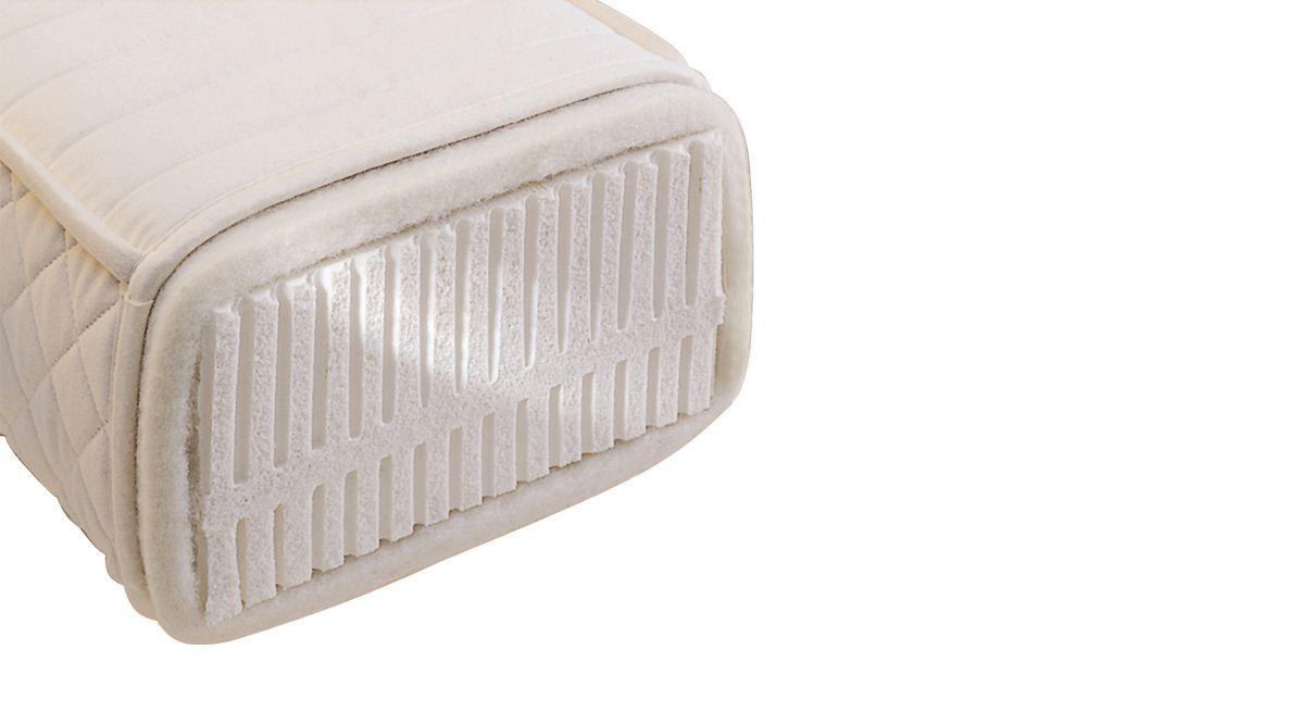 Naturlatex-Matratze SAMAR comfort plus mit hoher Anpassungsfähigkeit