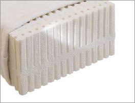naturlatex matratze samar premium mit 15cm hohen kern. Black Bedroom Furniture Sets. Home Design Ideas