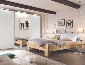 Schlafzimmer aus Buche mit natürlichem Charme | BETTEN.de