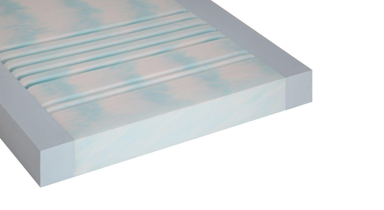 Pflegebett-Matratze Medi mit 5-Zonen-Kaltschaumkern