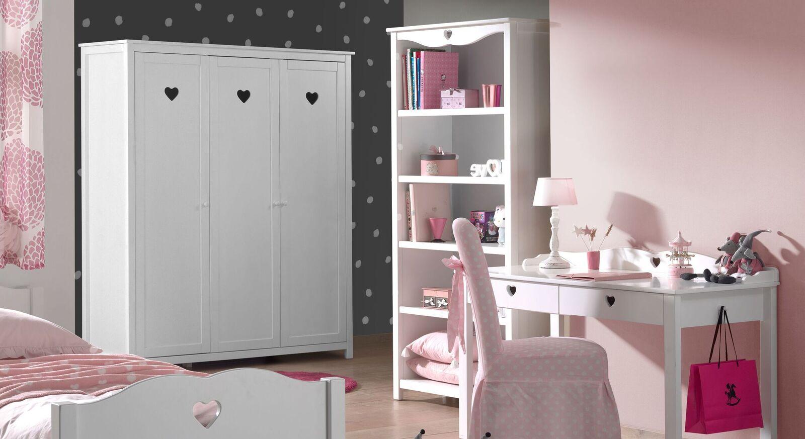 Hochwertiges Regal Asami für Mädchen-Zimmer