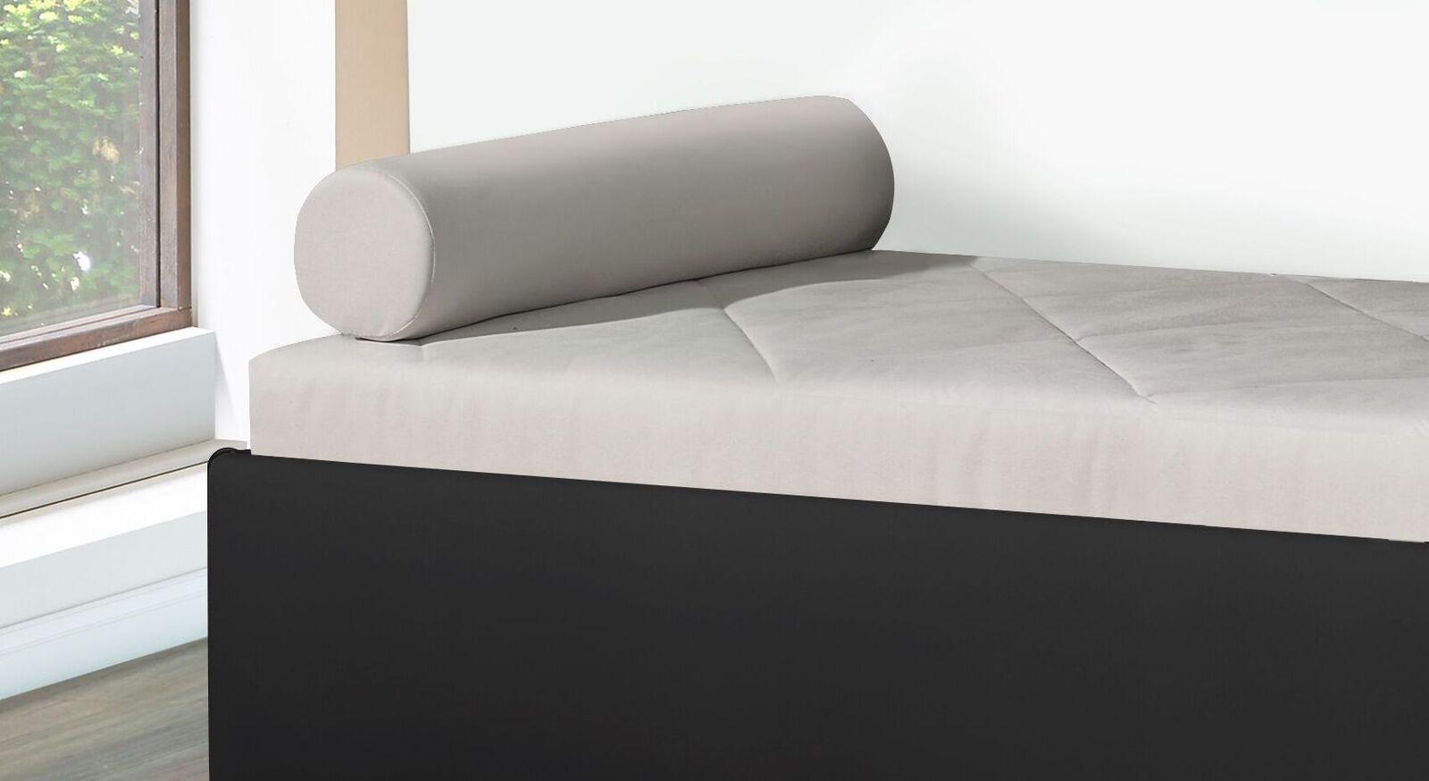 Relaxliege Eriko Komfort mit optionaler Nackenrolle