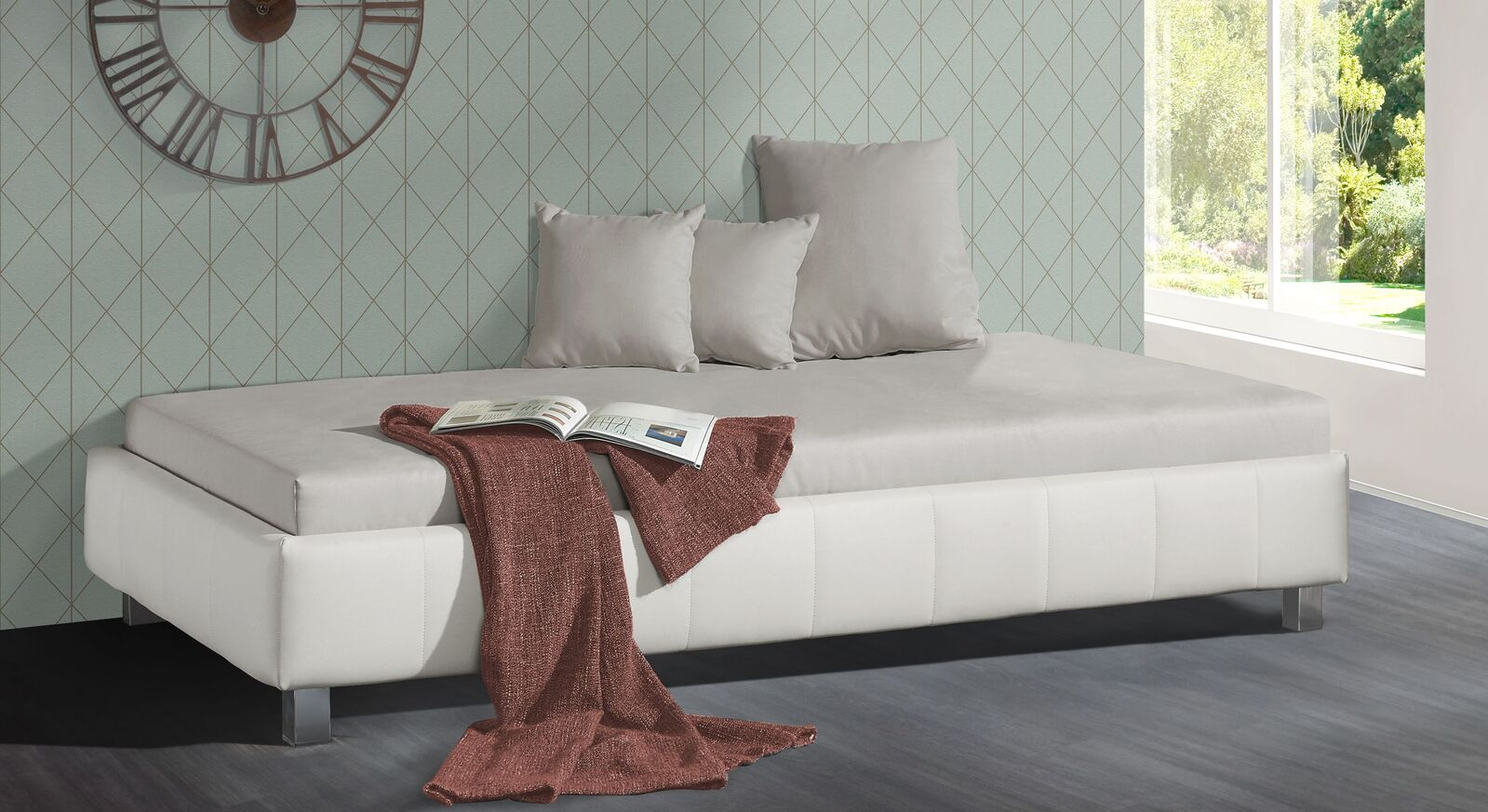Relaxliege Nuca im modernem Design