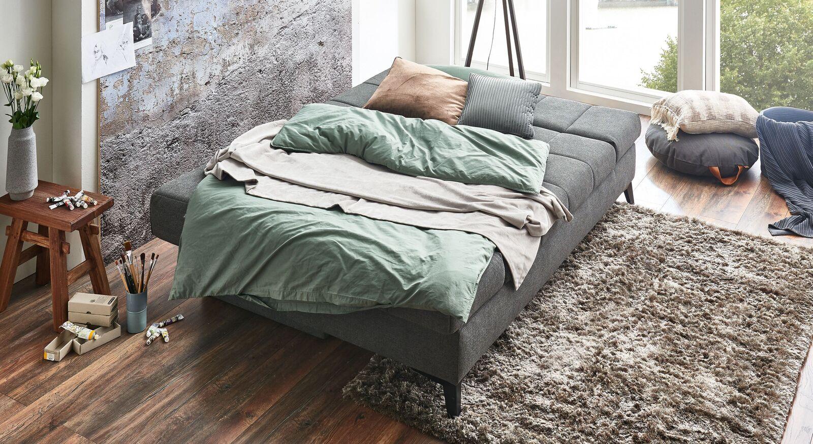 Schlafsofa Amedeo mit Liegefläche für 2 Personen