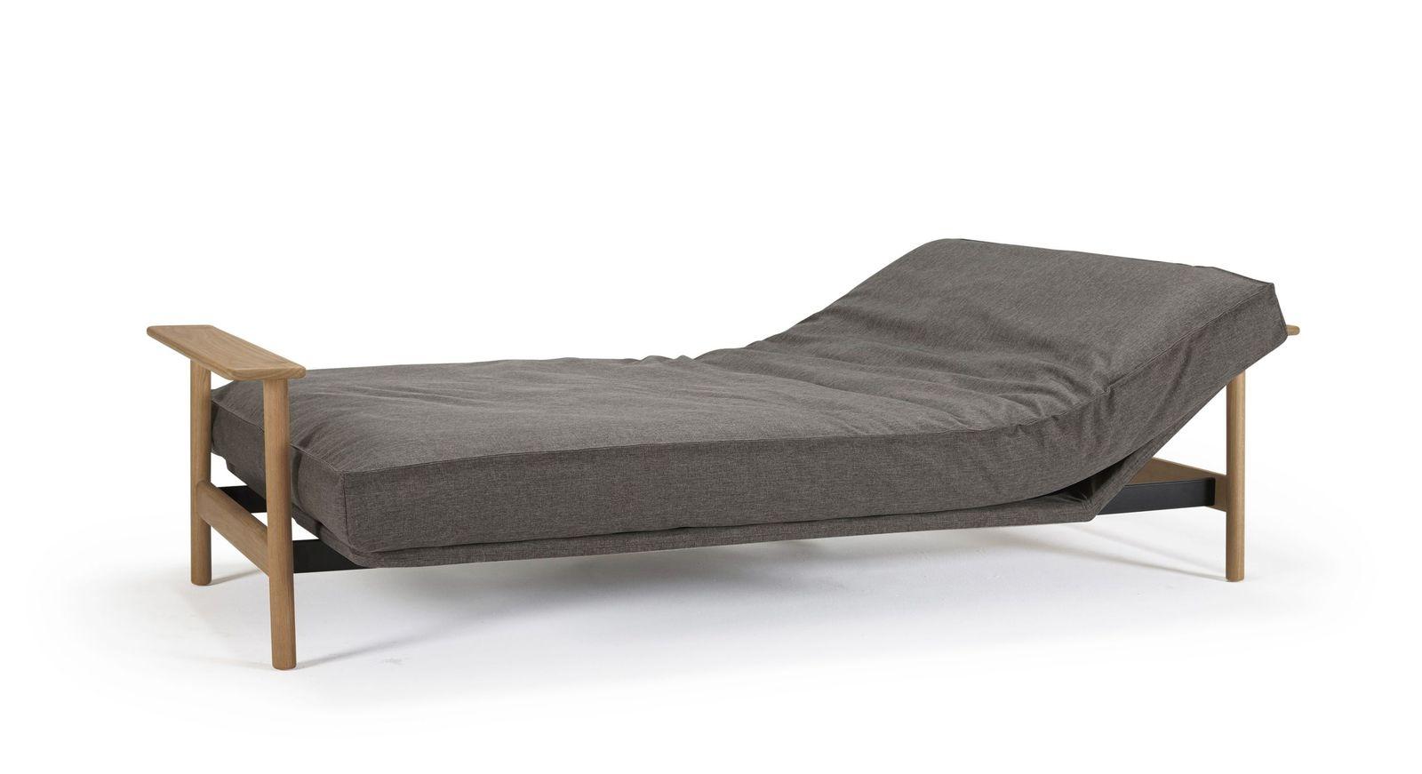 Praktisches Schlafsofa Barrea mit 2 Schlafplätzen