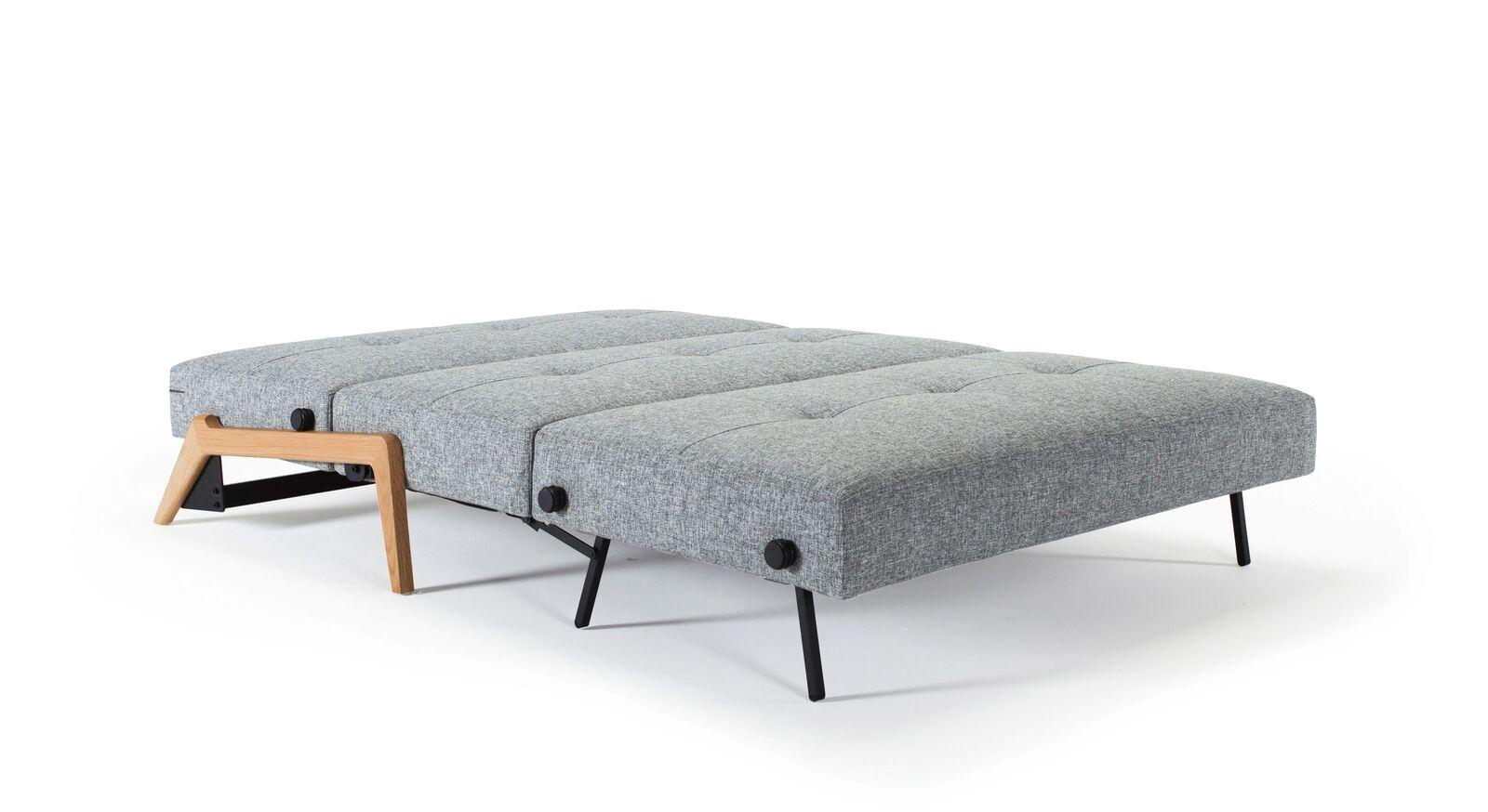 140 cm breites Schlafsofa Carltons Liegefläche