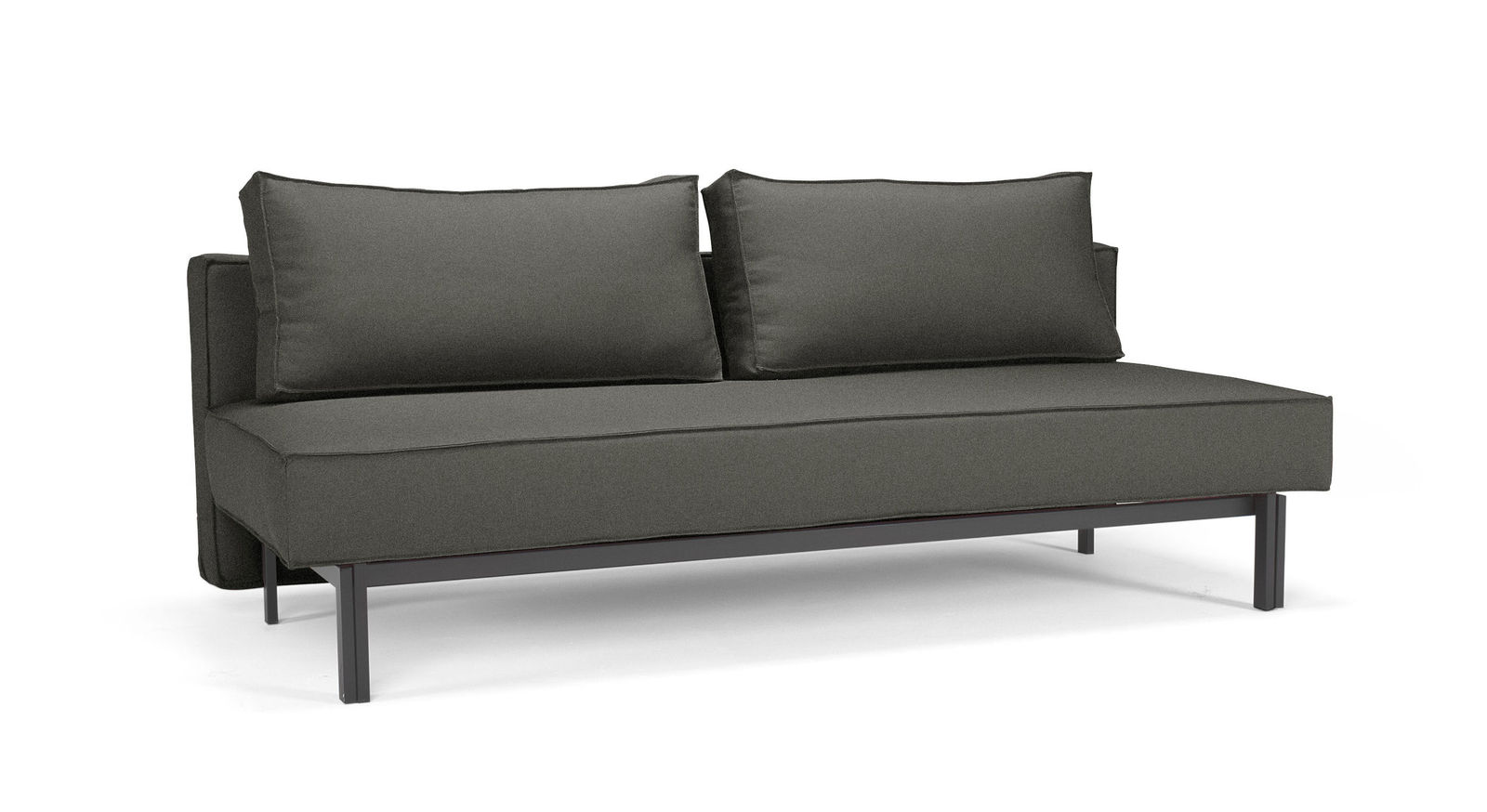schlafsofa mit federkern und 140x200 cm liegefl che ellwood. Black Bedroom Furniture Sets. Home Design Ideas