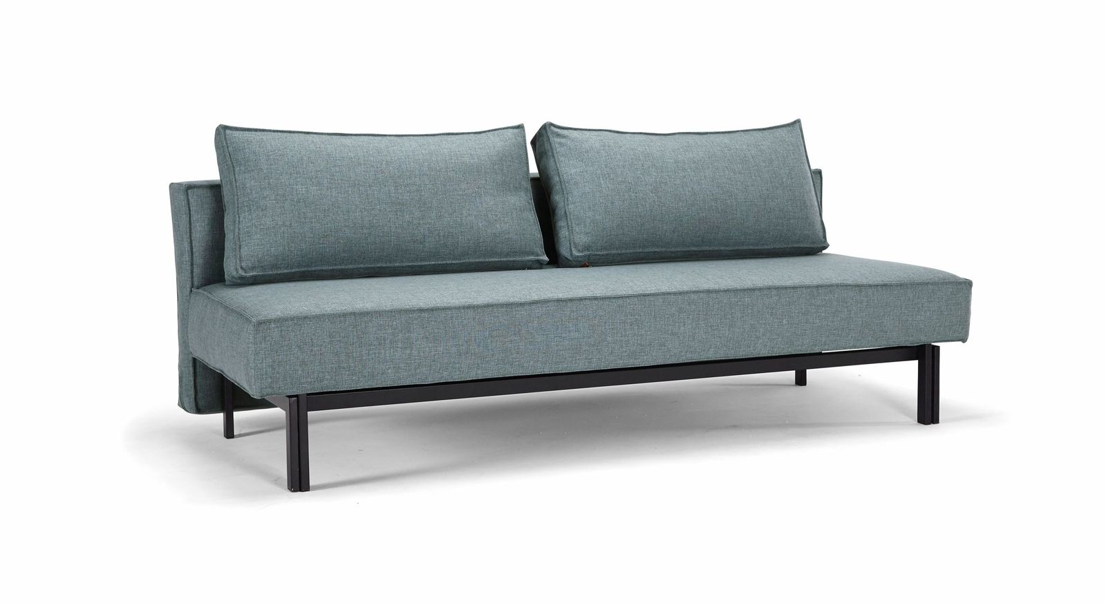 Schlafsofa Ellwood in hellblauem Mixed-Dance