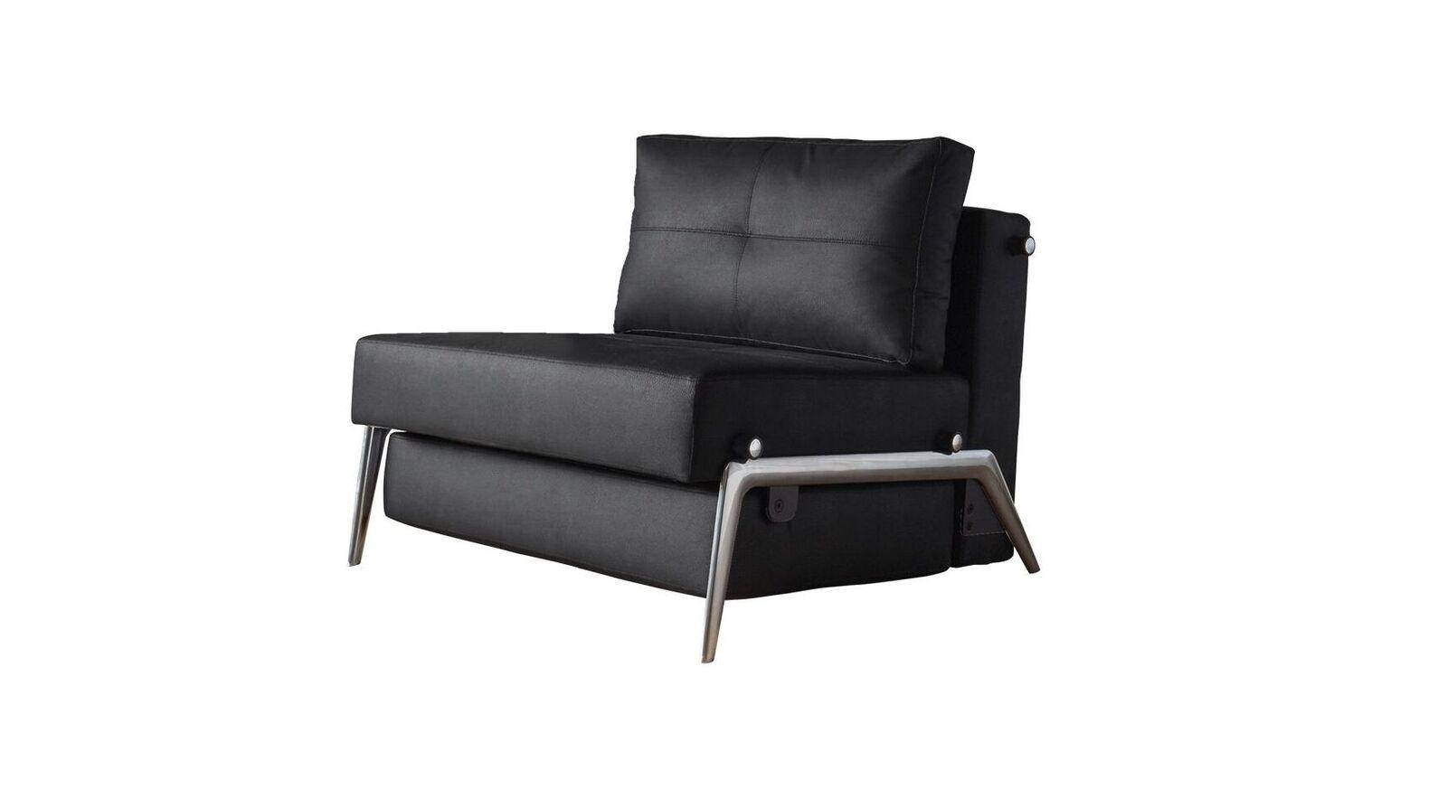 Schlafsofa Ramasa als schmaler Sessel