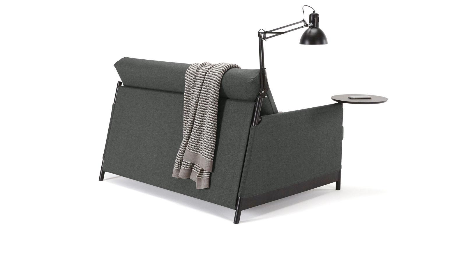 Geradliniges und modernes Design vom Schlafsofa Staines