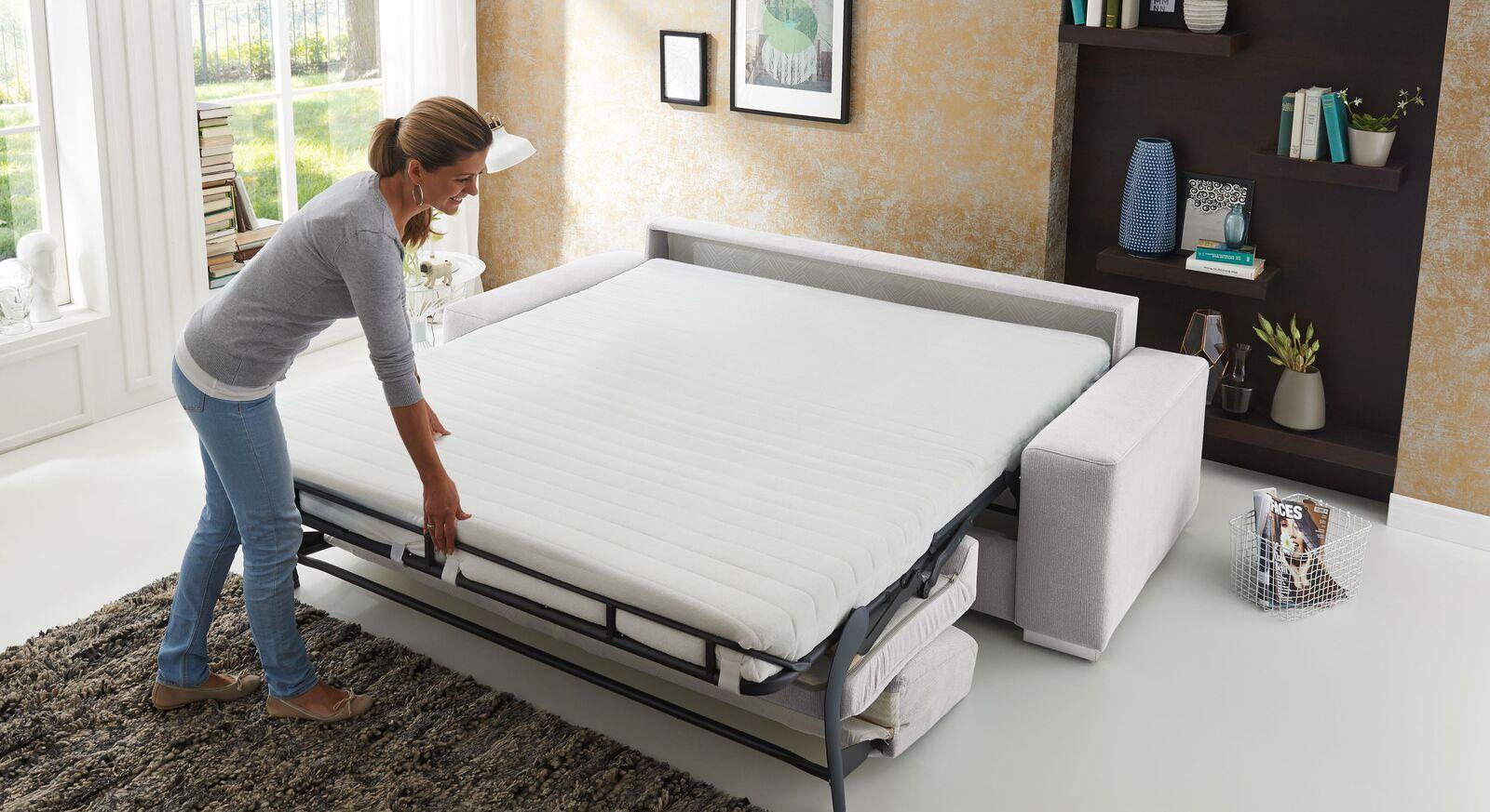 Schlafsofa Telmo mit durchgehender Matratze