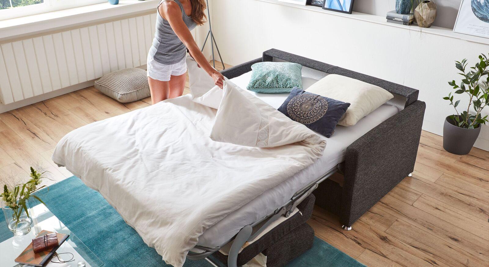 Schlafsofa Tullia als praktisches Gästebett