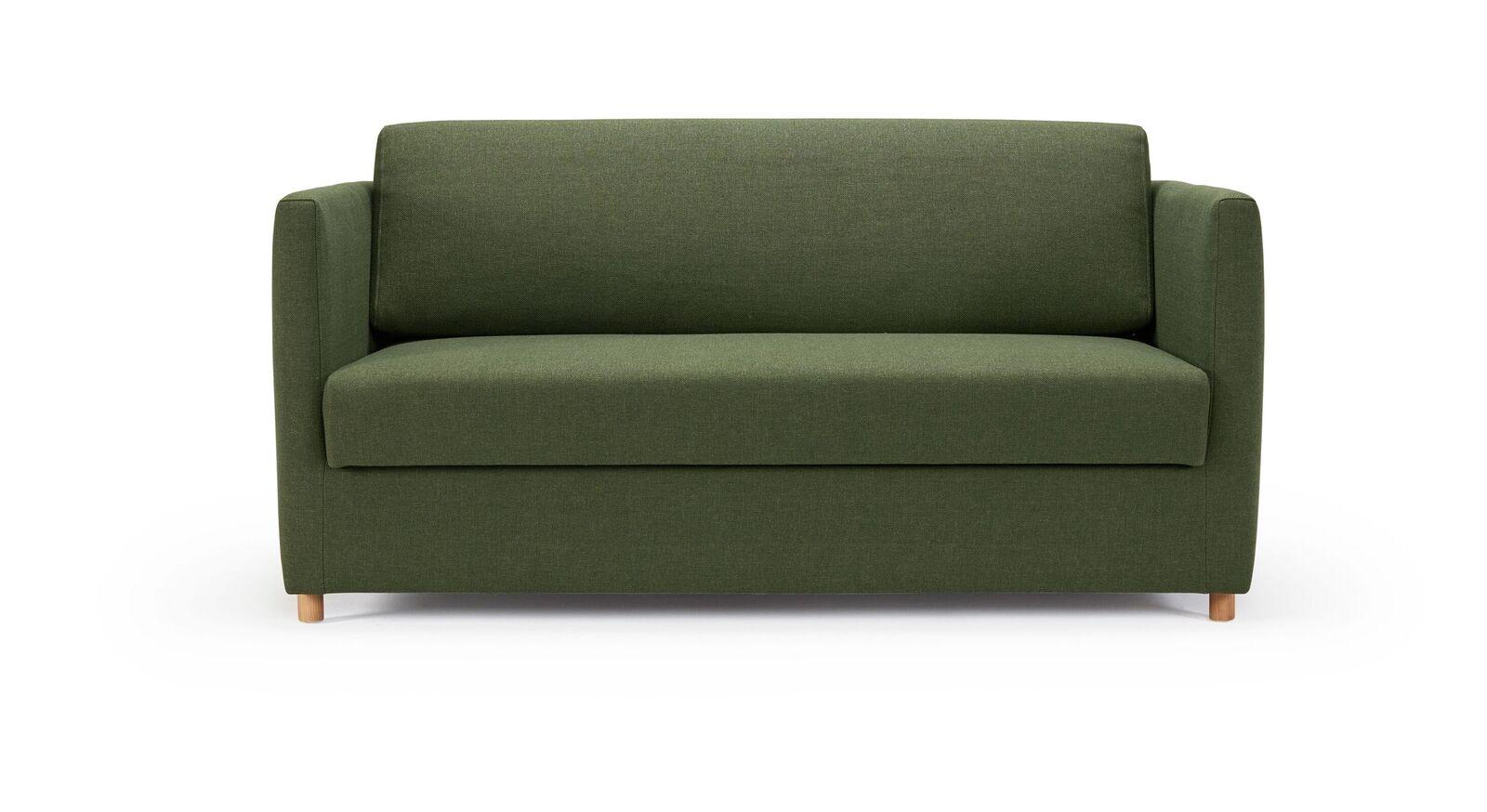 Zweisitzer Schlafsofa Yami in klassischem Design