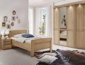 Schlafzimmer aus Eiche und Wildeiche online kaufen | BETTEN.de