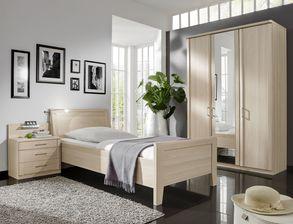 Senioren schlafzimmer komplett mit einzel oder doppelbett - Senioren schlafzimmer mit einzelbett ...