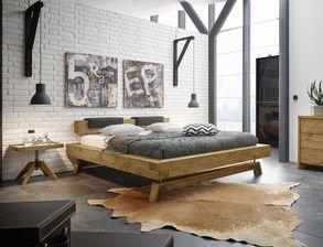 Schlafzimmer aus massivholz g nstig kaufen - Rustikales schlafzimmer ...