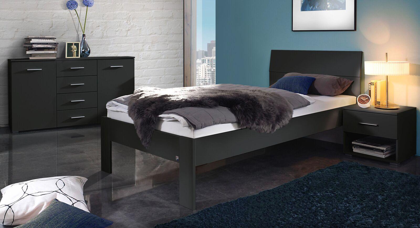 Schlafzimmer Zaida in modernem Design