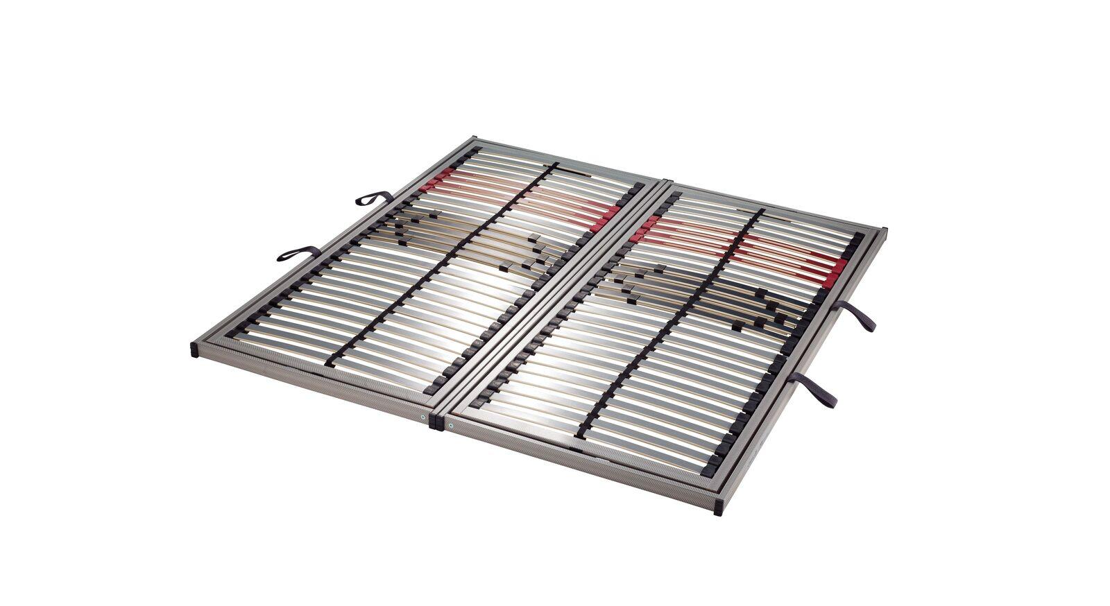 Hochwertig verarbeiteter SCHLARAFFIA Bettkasten-Lattenrost Classic 28 Side Lift